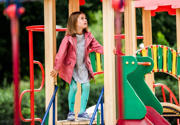 Rubber Surfaces for Playgrounds