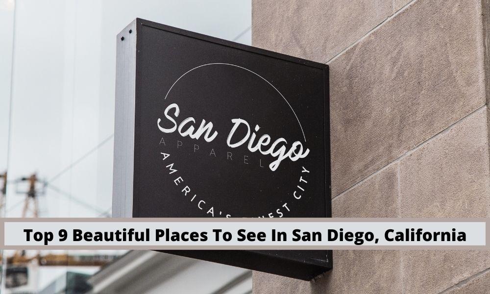 San Diego Best Places