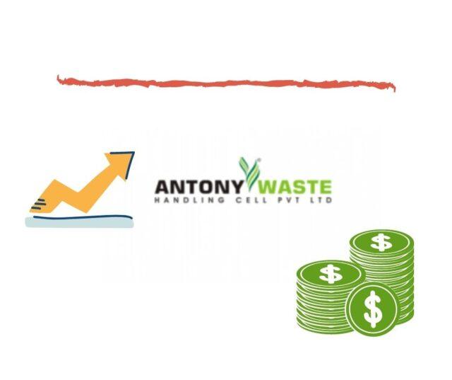 antony waste ipo allotment status