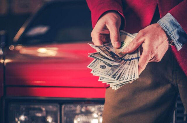 How much money can you make scrapping cars?