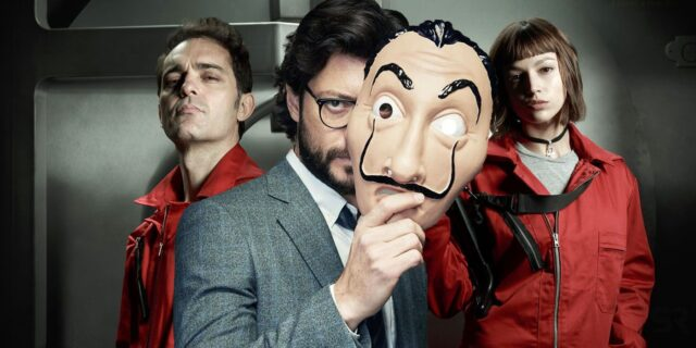 Money Heist Season 3 Download