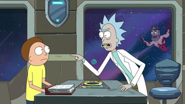 rick and morty season 4 episode 2 torrent