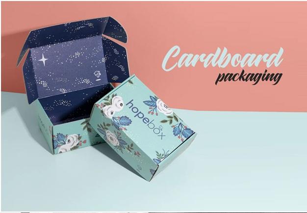 Usages of Custom Cardboard Boxes in Packaging