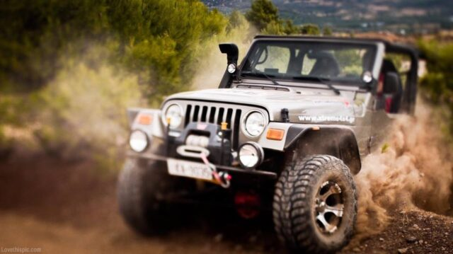 What is Off-Roading?